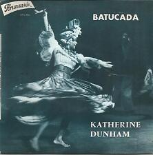 KATHERINE DUNHAM Batucada FRENCH EP BRUNSWICK