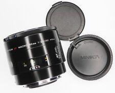 Minolta AF 50mm f2.8 Macro #38103587 ............ Minty