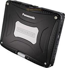 BLACK Panasonic Toughbook CF-19 Tablet Touchscreen • 500GB • GPS • W7 • 3YR WAR