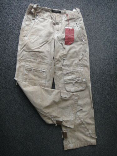 Details Trendy Guess Gr Meliert Neu Ausgefallene Viele Braun 26 Hose Jeans WEDIY29H