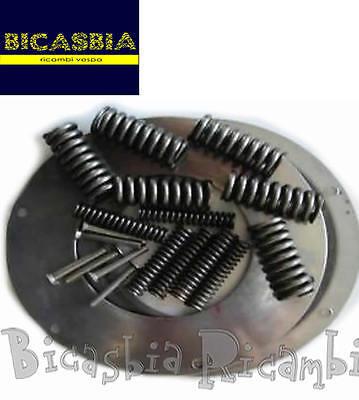0442 SERIE PARASTRAPPI FRIZIONE VESPA 180 200 RALLY SS - PX 125 T5
