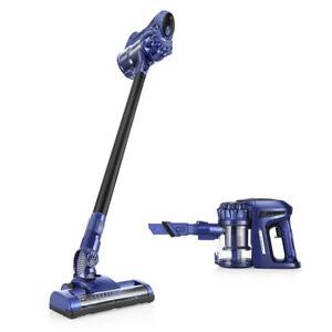 PUPPYOO-Stick-Vacuum-Cleaner-Recharge-Cordless-Handheld-Handstick-Vac-Bagless-AU