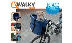 Trasportino Cestino Per Bicicletta Walky Basket + Ganci Supplementari Rendre Les Choses Commodes Pour Le Peuple