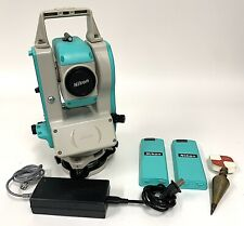 Nikon Dtm 330 Surveying Total Station Used