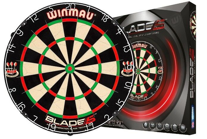 Winmau Blade 5 + Catch Catch Catch Ring 4 teilig Stoff fbf34d