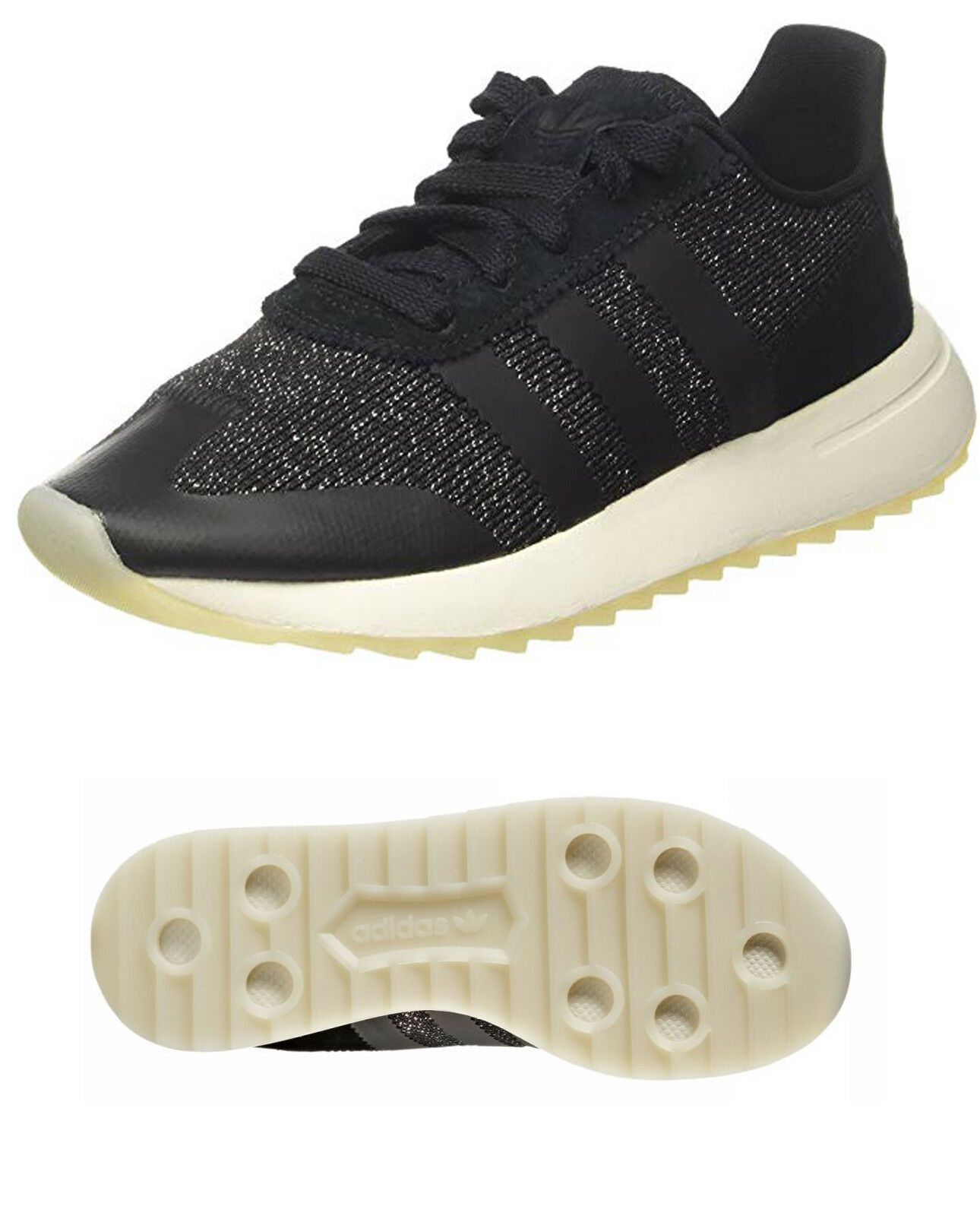 Adidas Originals by9687 FLB W Chaussures de Course baskets Noir