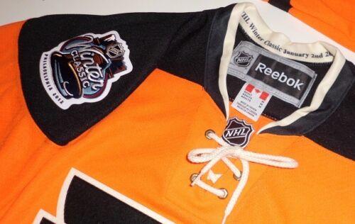 2 of 4 Claude Giroux Philadelphia Flyers 7185 Reebok Premier 2012 Winter  Classic Jersey 7645df866