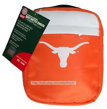 Haddad* Fits 3 Baby Bottle Cooler Thermal Lining Texas Longhorns Licensed CLC