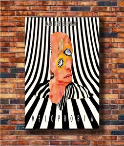 Cage the Elephant Tell Me I/'m Pretty New Custom Silk Poster Wall Decor