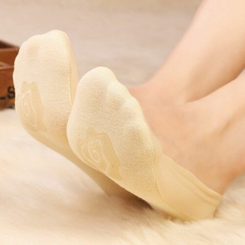 Korean Women Cotton Socks Cute Cartoon Embroidered Expression Ankle Funny Socks