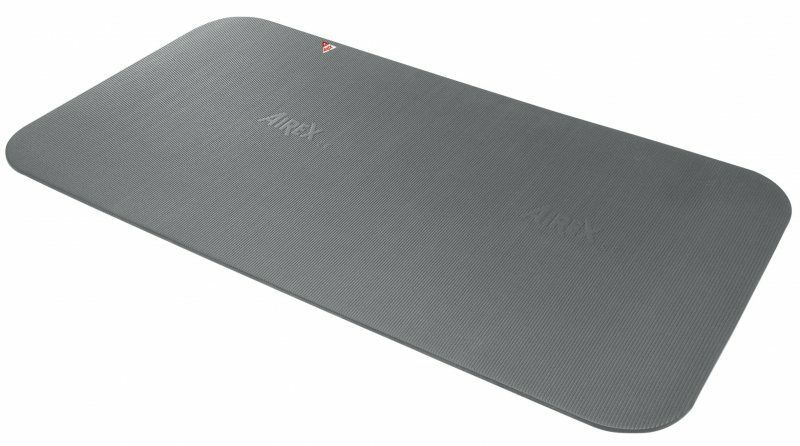 Corona exercise, 200 fitness, exercise, Corona yoga or Pilates mat from Airex in Grau 169cb4