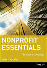 Nonprofit Essentials: The Capital Campaign by Julia Ingraham Walker (Paperback, 2005)