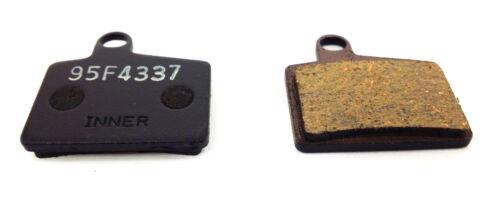 Hayes Semi-Metallic Disc Brake Pads for Dyno Stroker Ryde