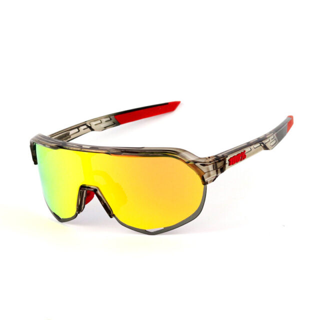Polarized Cycling Eyewear Bike Sport Goggles Fishing Sunglasses Windproof UV400