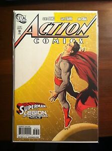 Action-Comics-issue-863-Gary-Frank-Variant-NM-1st-Print-DC-Geoff-Johns