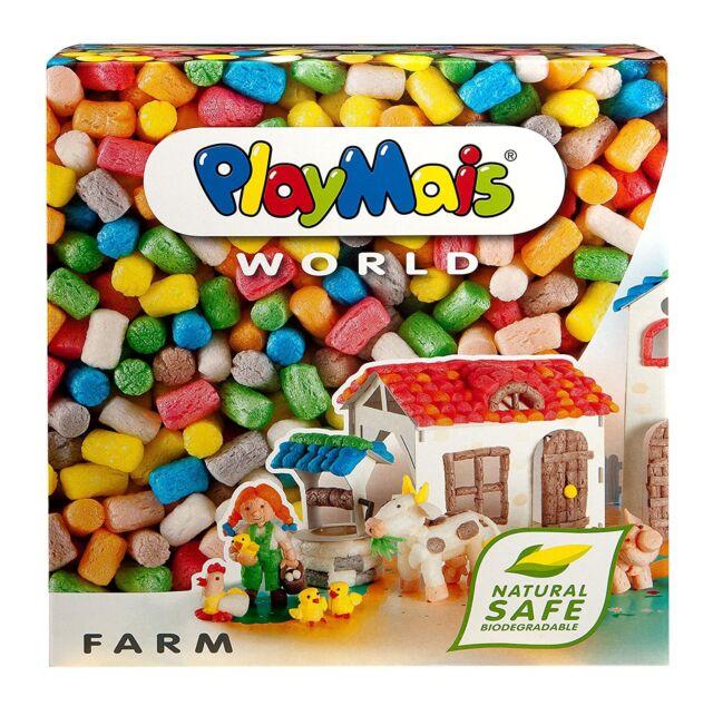 PlayMais® 160012 - PlayMais World Farm Bastelset # NEU OVP
