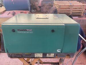 Onan 7000 generator