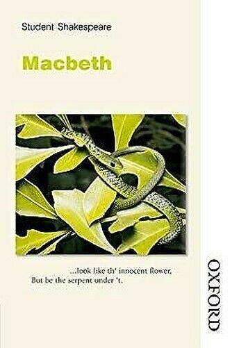 Macbeth Taschenbuch Tony Farrell