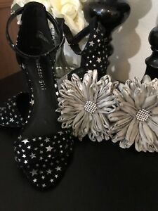 Madden Girl - Shoes Black With Silver