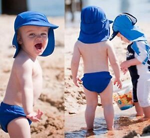 Children Kids Boy Girl Outdoor neck cover Sun protect camp Swimming ... 642324a18