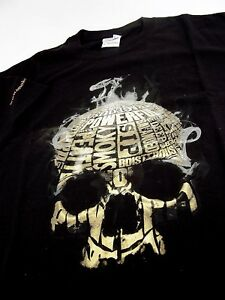 SMOKEHEAD MALT WHISKY T SHIRTS (MED ONLY - FREE SHIP) Isle of Wine