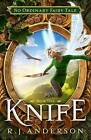 Knife by Rj Anderson (Paperback / softback, 2015)