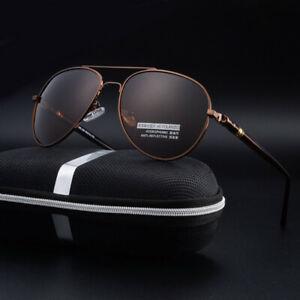 Driving-Polarized-Photochromic-Sunglasses-Men-039-s-Chameleon-Glasses-Sports-Goggles