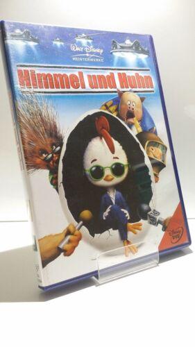 1 von 1 - Himmel und Huhn / Walt Disney Meisterwerke / DVD /