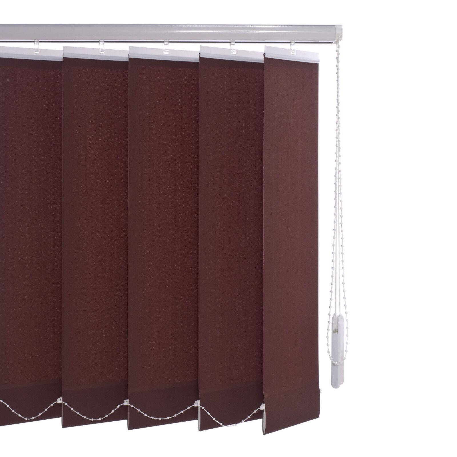 Grünikal Lamellen Jalousie Vorhang Lamellenvorhang Fenster Türen Flächenvorhang | Bevorzugtes Bevorzugtes Bevorzugtes Material  07bb15