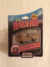NIB Disney Racers Star Wars Chewbacca 1:64 Scale Die-cast Metal Body Race Car