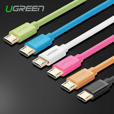 Ugreen Câble Micro USB 2.0 Chargeur et Synchronisation pour Samsung HTC Android