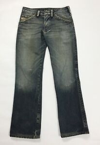 Diesel-jeans-roody-uomo-usato-w29-tg-43-straight-fit-gamba-dritta-slim-T3071