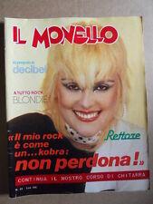IL MONELLO n°23 1980 Speciale Donatella Rettore - Blondie   [G420]
