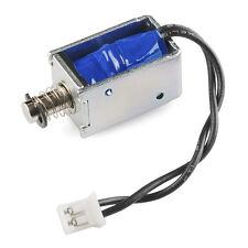 Conmutadores de control de solenoide 5V 6mm proyectos integrados Balanceado Tirar