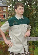 "Martini Henry Rangemaster shooter Shirt RIGHT hand XL <50"" 128cm chest"