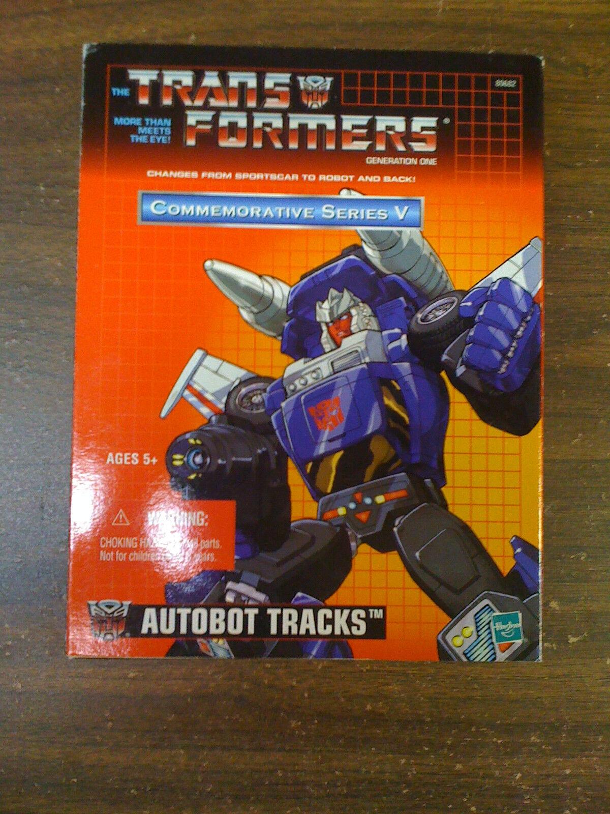 Transformers G1 Reissue Commemorative Edition Tracks TRU EX NEW NEW NEW FREE SHIP US ec2