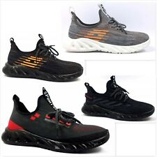 Scarpe uomo ginnastica sneakers sport fitness lacci stringate running U1317