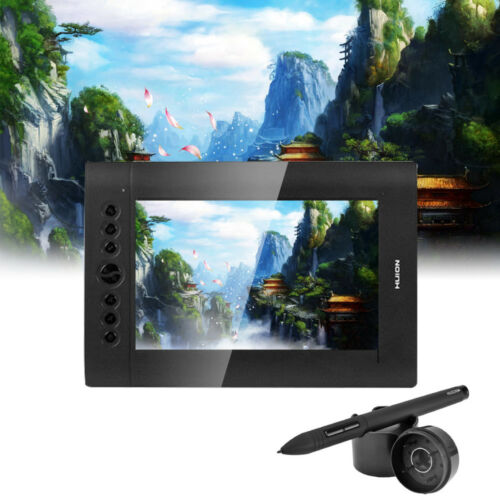 Usb Huion H610 Pro Graphic Paiting Tablet Electric Drawing Board Pad