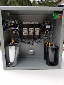 15hp-Cnc-Balanced-3-Phase-Rotary-Converter-Panel-10-year-warranty