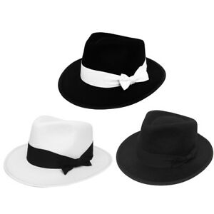 5fc65445581d3c Image is loading ADULTS-DELUXE-GANGSTER-HAT-1920S-FANCY-DRESS-COSTUME-