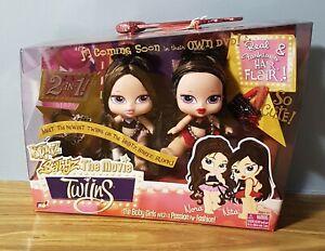 Bratz Babyz The Movie Twiins Hair Flair NORA /& NITA Doll Toy