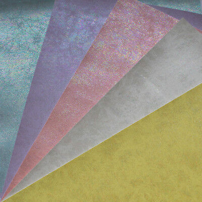 Shiny Faux Leather for Crafts /& Bows Plain Patent Leatherette Fabric