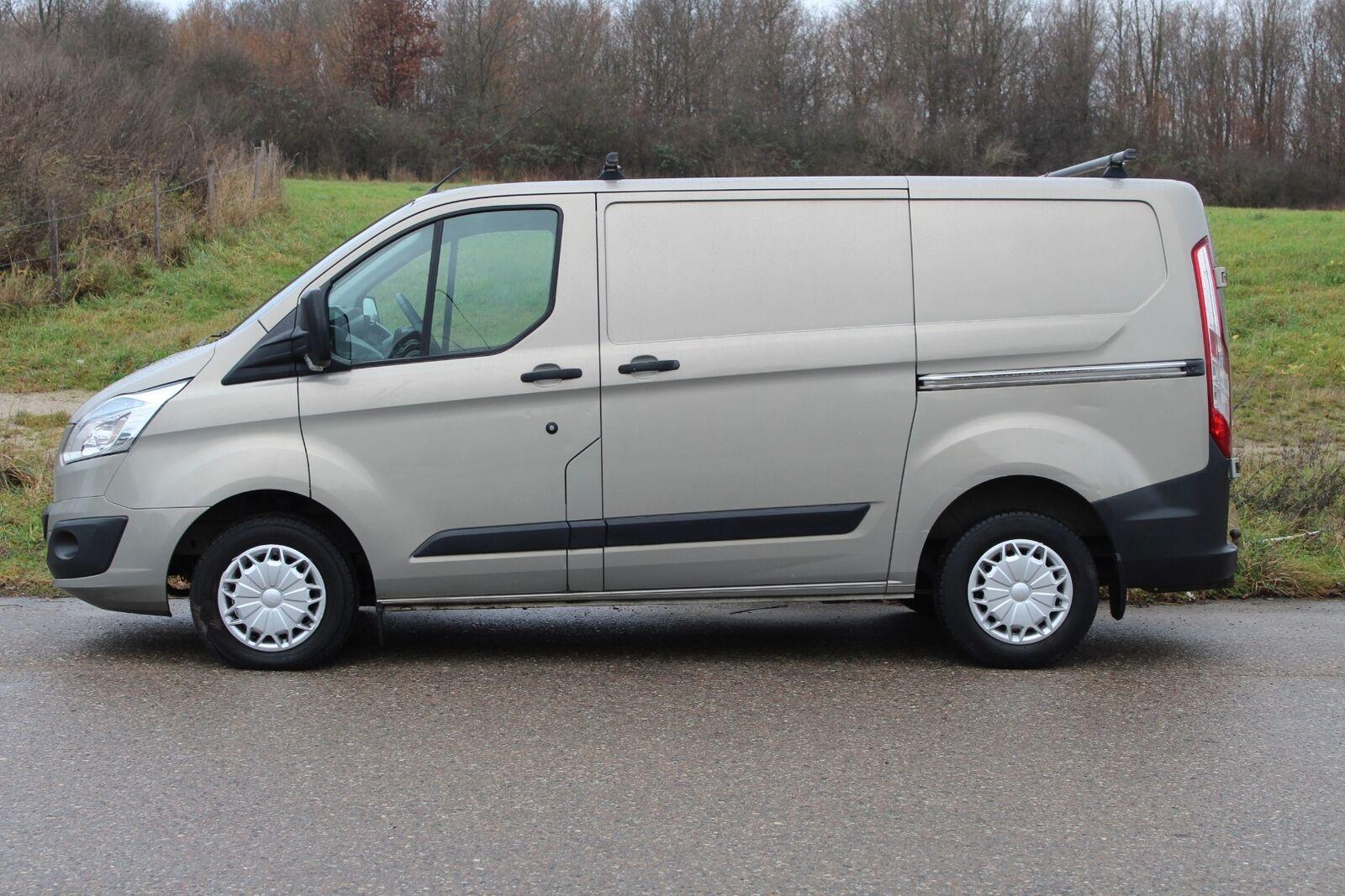 Ford Transit Custom 270S 2,2 TDCi 100 Trend Van - billede 1