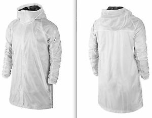 b80da72a50ae Nike Air Jordan 642592 010 Retro 7 Pinnacle Jacket White Windbreaker ...