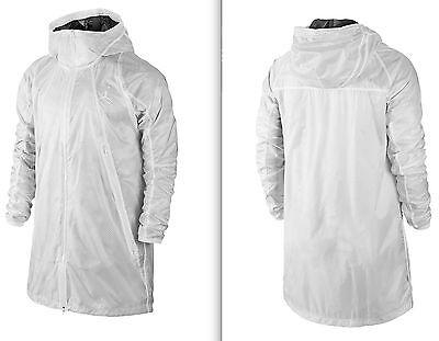 5e9c6142d0c Nike Air Jordan 642592 010 Retro 7 Pinnacle Jacket White Windbreaker NWT  $200 XL