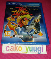 The Jak And Daxter Trilogy Ps Vita Neuf Sous Blister Version 100% Francaise