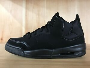 pretty nice 381f6 89d48 Image is loading JORDAN-COURTSIDE-23-BLACK-BLACK-BASKETBALL-RETRO-GS-