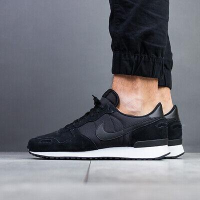 Nike Air Vortex Black White Leather