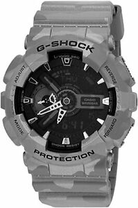 Casio-G-Shock-GA110-Series-Grey-Camo-Black-Dial-Watch-GA110CM-8ADR