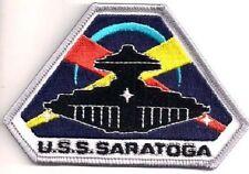 Space 2063 - Above & Beyond - USS SaratogaPatch - Patch - Uniform  Aufnäher